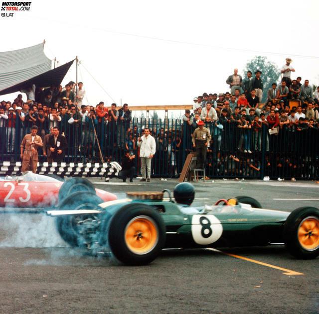 Zum 18. Mal findet im Rahmen der Formel-1-WM ein Grand Prix von Mexiko statt. Das Rennen ist bereits in seiner dritten