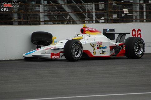 2008 - Pacific Coast Motorsports (2003-2008): Das erste Opfer nach dem Zusammenschluss war  das Team von Tyler Tadevic. Nachdem es 2007 in der Champ-Car-Serie debütierte, nahm es 2008 in der neuen IndyCar-Serie nur noch an einigen Rennen teil, weil Ersatzteile fehlten. Nachdem ein Zusammenschluss mit Rubicon nicht zustande kam, war Ende.