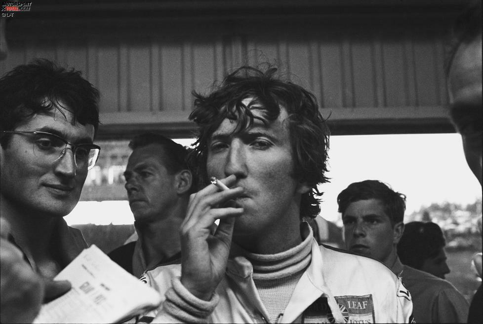 So kannte man Jochen Rindt: Der