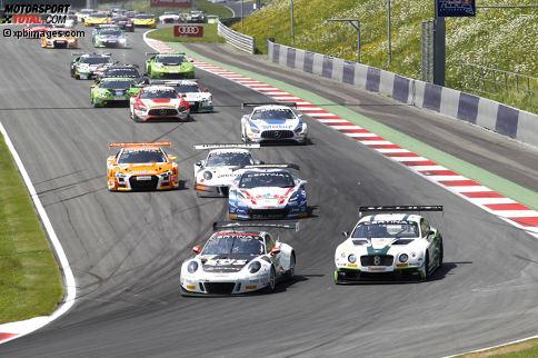 Das ADAC-GT-Masters startet am Wochenende in seine elfte Saison, das Rennen am Sonntag ist das insgesamt 150. in der Historie der Rennserie.