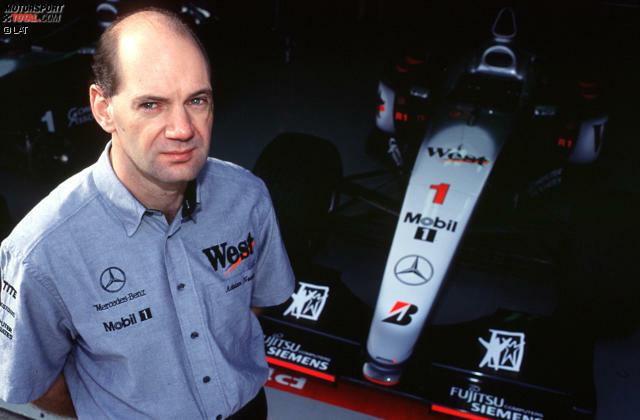 Designguru Adrian Newey erschuf in seiner seit 1988 währenden Formel-1-Karriere elf Autos, die WM-Titel einfuhren. Die Boliden, die er für Williams, McLaren und Red Bull auf das Zeichenbrett brachte, fuhren über 150 Grand-Prix-Siege ein. Wir zeigen die Geniestreiche des Briten.
