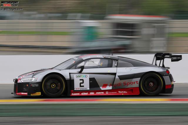 2. WRT-Audi #2 (de Phillippi/Mies/Vervisch) - 2:18.675