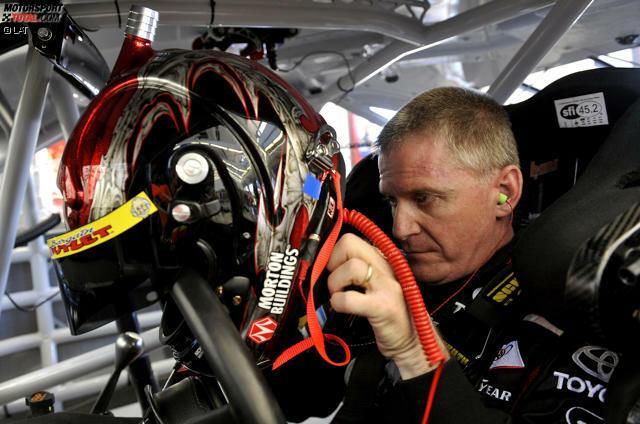 #10 - Jeff Burton: In 21 Jahren im NASCAR-Cup gewann