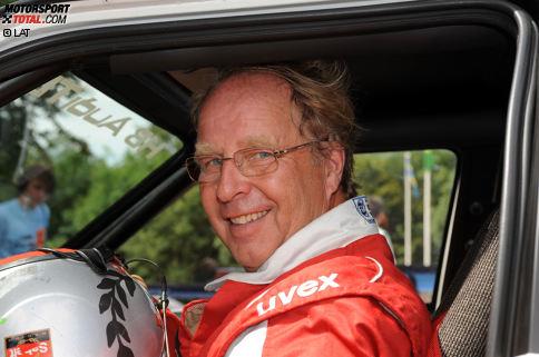 #10: Hannu Mikkola - 18 Siege: Der Finne ist in den 1980er-Jahren einer der größten Rivalen von Walter Röhrl und kann den Deutschen 1983 im Kampf um den WM-Titel bezwingen. Seine 18 WRC-Siege feiert Mikkola für fünf verschieden Hersteller. Unter anderem gewinnt er 1979 die Rallye Elfenbeinküste mit einem Mercedes 450.