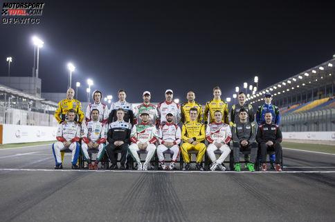 Wie startet die Tourenwagen-Weltmeisterschaft in die Saison 2017? Unsere Fotostrecke liefert den Überblick, welche Fahrer von den Teams offiziell bestätigt wurden.