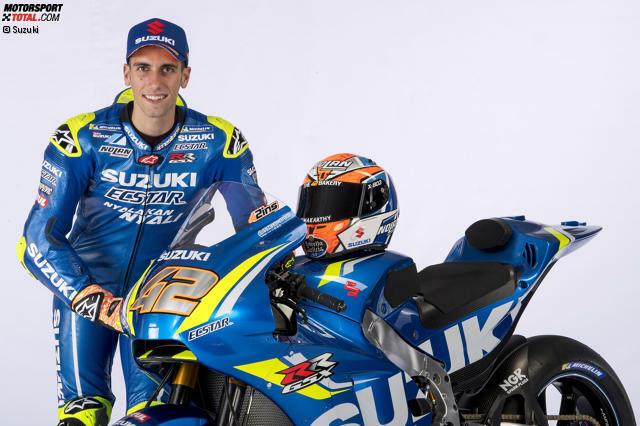 Der Spanier Alex Rins erblickte am 8. Dezember 1995 das Licht der Welt. Er hat einen rasanten Aufstieg durch die Klassen hinter sich und gilt als MotoGP-Talent der Zukunft.