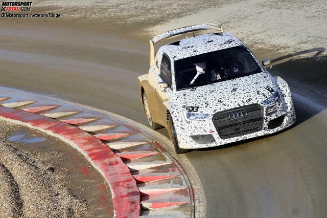 Der Audi S1 EKS wurde einer Rundumerneuerung unterzogen