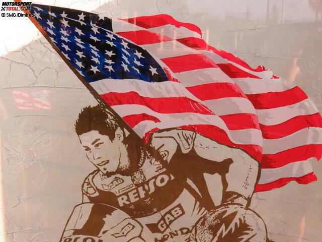 In der Nähe des Misano World Circuit Marco Simoncelli wurde eine neue Gedenkstätte für Nicky Hayden, MotoGP-Weltmeister 2006, enthüllt. Auf den folgenden Seiten ein kleiner Rundgang.