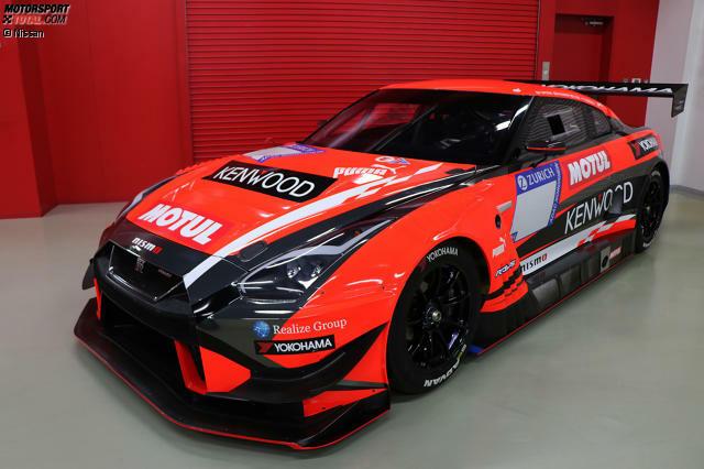 Imsa Live Stream >> 24h Nürburgring: Präsentation Nissan