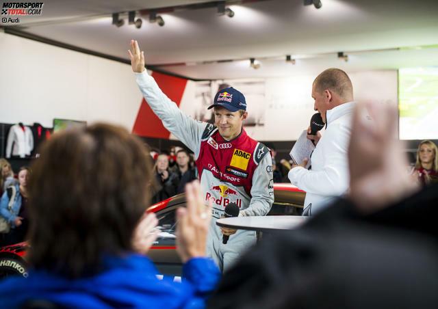 DTM-Urgestein Mattias Ekström gibt vor der DTM-Saison 2018 seinen Rücktritt bekannt. Nach 195 Rennen, zwei DTM-Titeln und 23 Siegen hängt der Schwede seinen Helm an den Nagel. Welcher aktive Fahrer hat die meisten Rennen auf dem Buckel?