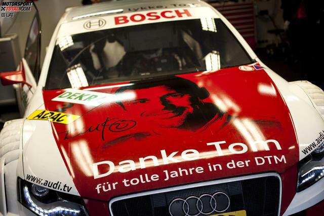 Tom Kristensen: Von 2004 bis 2009 ist der neunmalige Le-Mans-Sieger mit Audi in der DTM unterwegs. Nach einem Jahr kehrt der Däne für ein Rennen zurück und er ersetzt am Lausitzring den verletzten Mike Rockenfeller (Audi).