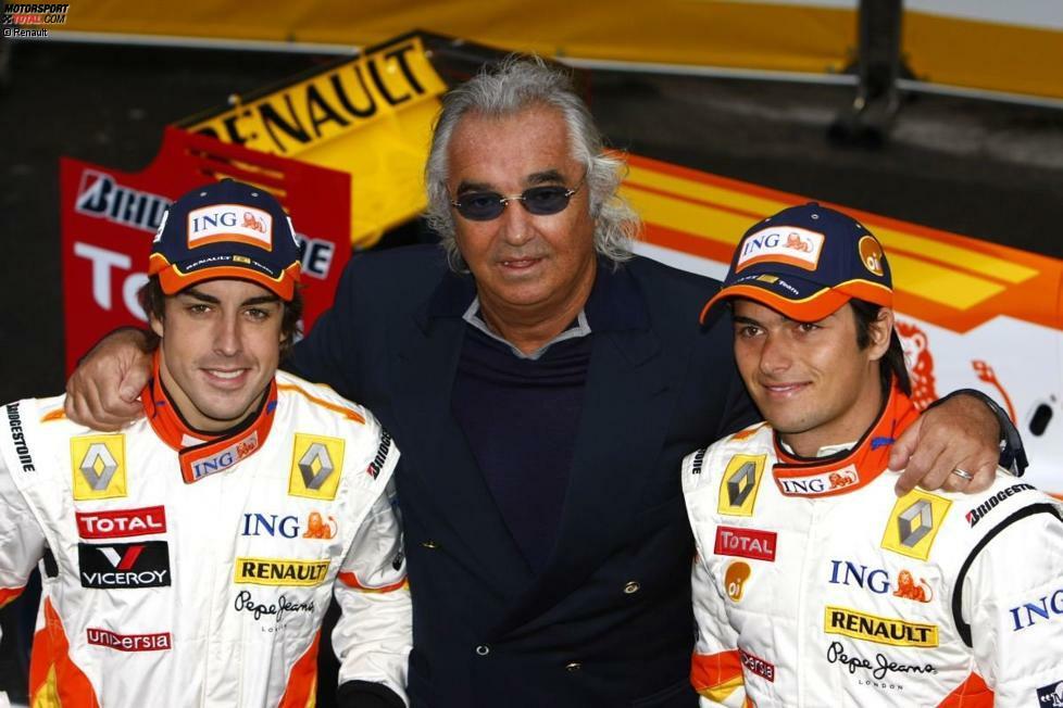 Flavio Briatore (Renault): Mit