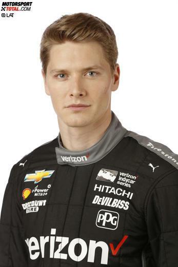 #1: Josef Newgarden (Penske-Chevrolet)