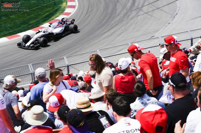 Lance Stroll (5): 2017 schaffte er beim Heimspiel so etwas wie den ersten Durchbruch. Ein Jahr später verzweifelt der Kanadier am hoffnungslos unterlegenen Williams. Der Fahrfehler im Qualifying hat maximal eine Position gekostet. Beim Crash mit Hartley im Rennen war die Optik aber ziemlich schief.