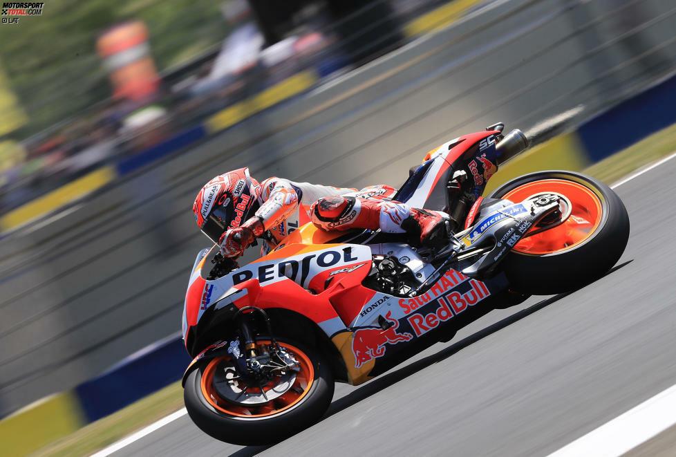 Honda: Marc Marquez / Jorge Lorenzo