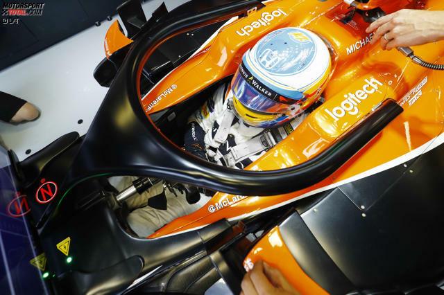 Halo und viele Kleinigkeiten: So lassen sich die Änderungen an den Formel-1-Regeln für die Saison 2018 zusammenfassen. In unserer Fotostrecke zeigen wir, was sich im Detail getan hat ...
