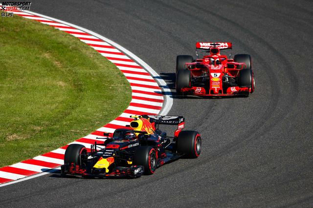 Sebastian Vettel (5): Man kann drüber streiten, ob die Kollision mit Verstappen wirklich vor allem seine Schuld war. Kann man schon mal probieren. Aber nicht, wenn's um die letzte Chance in der WM geht, und nicht gegen Verstappen. Und ja, die Reifenwahl im Quali war daneben. Aber Vettel hat in beiden Runden Fehler gemacht.
