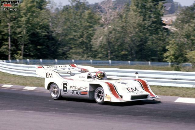 1972 - Can-Am: George Follmer (Porsche 917/10)