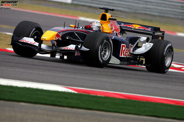 2005: Red-Bull-Cosworth RB1 - Fahrer: David Coulthard, Christian Klien, Vitantonio Liuzzi