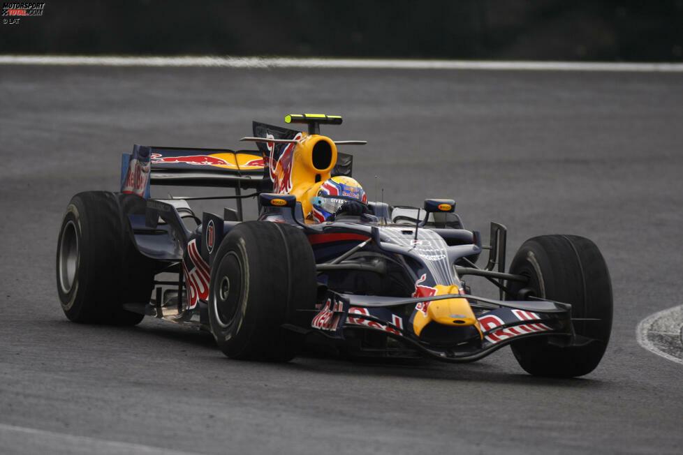 Auf Zeitreise durch die Formel-1-Historie von Red Bull mit allen Rennwagen des Teams seit 2005! Hier sind die Bilder ...