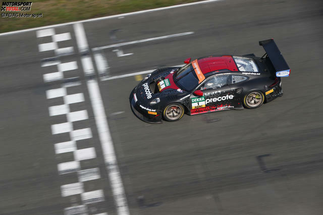 #1 - Herberth Motorsport - Thomas Preining/Robert Renauer - Porsche 911 GT3 R