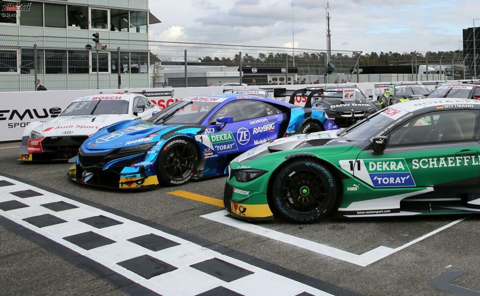 Am 23. und 24. Oktober werden die DTM und die Super-GT-Serie erstmals zwei eigene gemeinsame Rennen in Fuji austragen. Beim Dream-Race sind insgesamt 22 Boliden und insgesamt 35 Piloten aus beiden Class-1-Serien am Start. Wir stellen alle Teilnehmer vor!