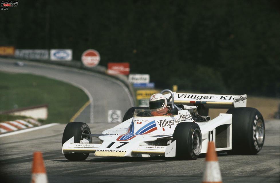 Alan Jones - Startplatz 14 (Österreich 1977)