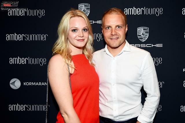 2019 stehen fünf Ehemänner in der Formel 1 am Start. Einer davon: Valtteri Bottas. Der Finne ist seit 2016 mit Emilia Bottas verheiratet.