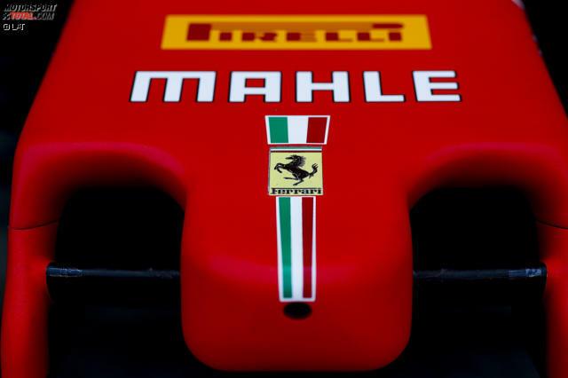 Ferrari SF90: Nase