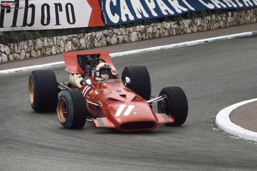 Fotostrecke Alle Formel 1 Autos Von Ferrari Seit 1950 Foto 20 74