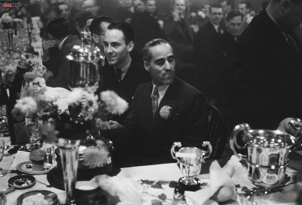 Tazio Nuvolari (1938): Der legendäre Mercedes-Bezwinger vom Nürburgring hatte keine wirkliche Chance. Der für ihn bestimmte Alfa Romeo hatte einen Feuerunfall in Pau. Das Fahrzeug wurde notdürftig zusammengeflickt, ein ernsthafter Quali-Versuch kam nicht zustande.