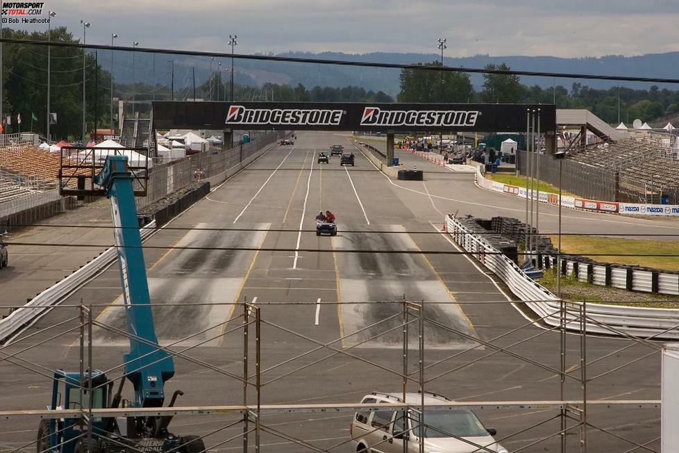 #10: Portland International Raceway: 123,292 mph