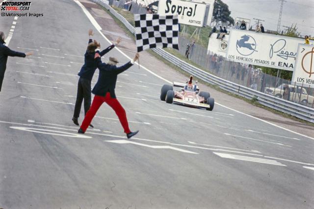 Nr. 1: Grand Prix von Spanien 1974 in Jarama