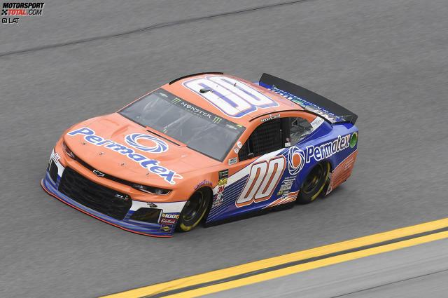#00: Landon Cassill (StarCom-Chevrolet)