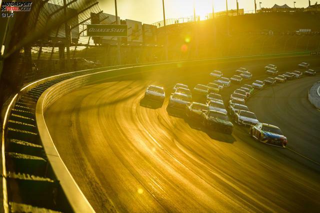 Wer setzt sich in den Playoffs der Monster Energy NASCAR Cup Series 2019 durch und holt sich am 17. November in Homestead den Titel? Hier Ausgangslage für das erste Rennen der