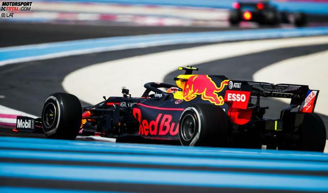 Pierre Gasly (5): Schon im Qualifying benötigte der Franzose (bei seinem Heimspiel) die weichen Reifen, um es überhaupt in Q3 zu schaffen. Das darf einem Red-Bull-Fahrer nicht passieren. Im Rennen war das Handicap zu groß, um Akzente zu setzen. Wenn er so weiterfährt, sitzt er 2020 nicht mehr im Red Bull.