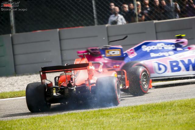 Sebastian Vettel (6): Über die fahrerische Leistung am Wochenende (Leclerc konnte er nicht das Wasser reichen) müssen wir gar nicht erst diskutieren. Blind auf die Strecke zurückzufahren und damit einen schweren Unfall zu riskieren, das ist ein absolutes No-Go. Erst recht für einen viermaligen Weltmeister.