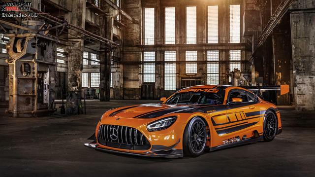 Der neue Mercedes-AMG GT3
