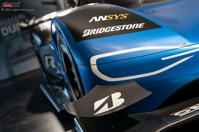 Volkswagen ID.R für Rekordjagd auf der Nürburgring-Nordschleife