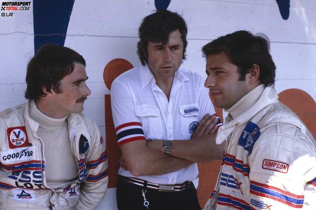 #10 - Nigel Mansell und Elio de Angelis (Lotus, 1980-1984): 59