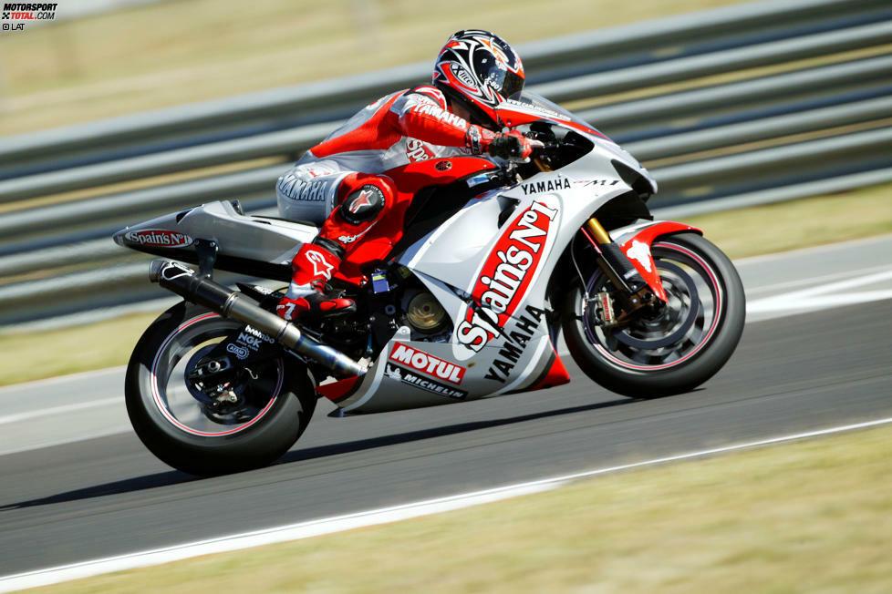 2003 - Fahrer: Carlos Checa, Marco Melandri, Norifumi Abe (Ersatzpilot) - Bilanz: 0 Siege, 0 Podestplätze