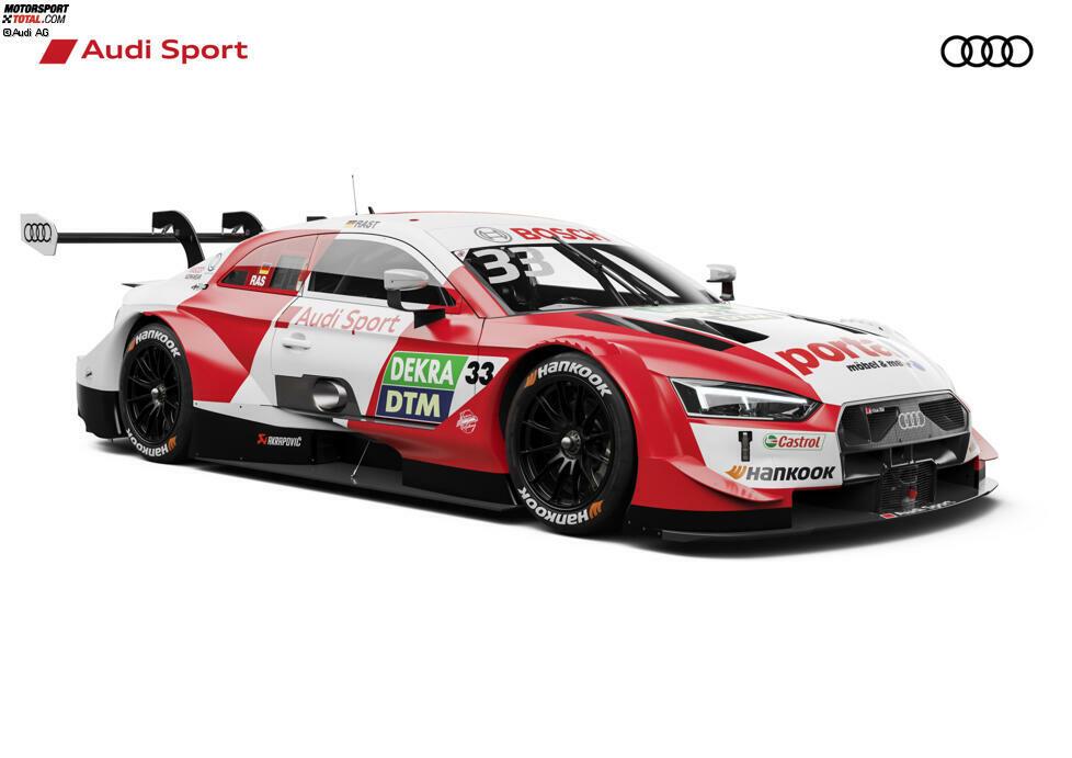 #33: Rene Rast (Rosberg-Audi)