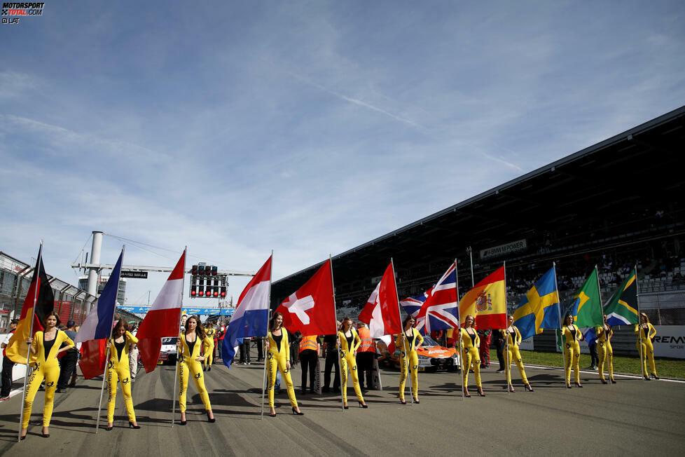 Die DTM-Saison 2020 wartet wegen der Coronakrise auf den Startschuss. Aber wer fährt für welches Team? Jetzt durch alle 16 Piloten und ihre Rennställe klicken!