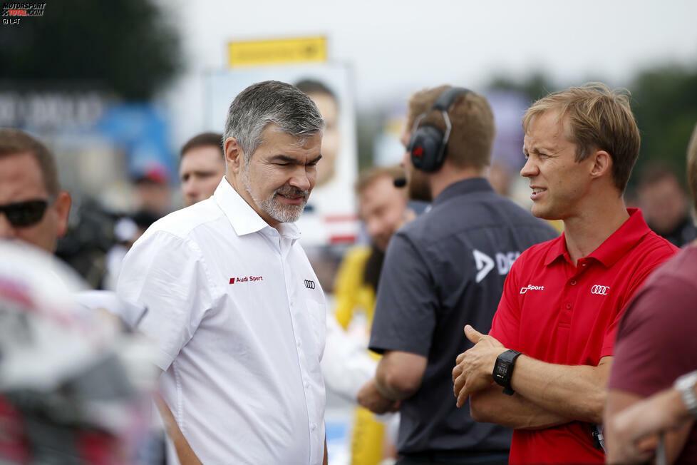 Audi-Legende Mattias Ekström: