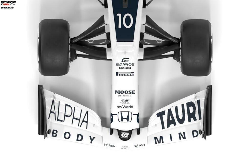 Alphatauri Formel 1