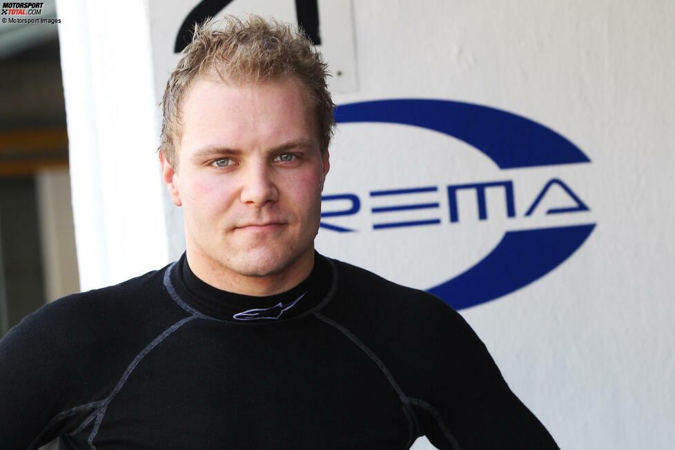 Valtteri Bottas (2010 noch in der Formel 3)