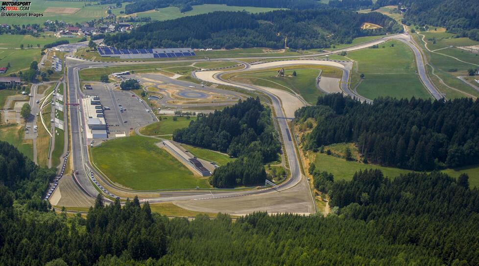 Not macht erfinderisch: Das Coronavirus-bedingt zweite Österreich-Rennen der Formel 1 2020 in Spielberg heißt offiziell
