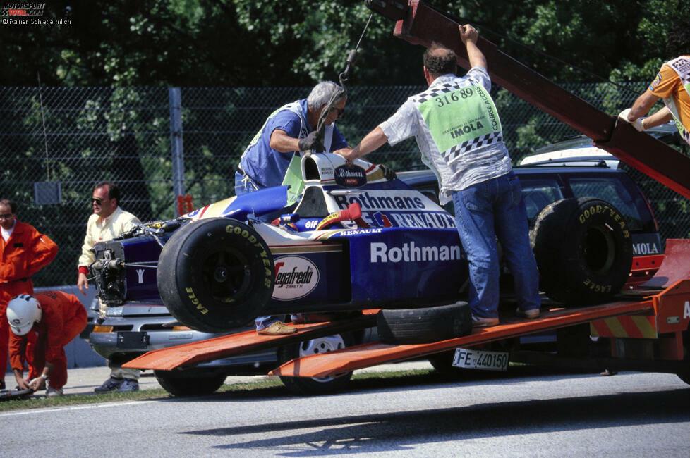 Der Unfalltod von Ayrton Senna und Roland Ratzenberger in Imola 1994 hat die Formel-1-Welt für immer verändert. Sicherheit rückt noch stärker in den Fokus und erste Maßnahmen werden fast unmittelbar umgesetzt. Mit Illustrationen von Giorgio Piola schauen wir darauf, wie die Formel-1-Autos nach den beiden Unfällen sicherer gemacht werden.