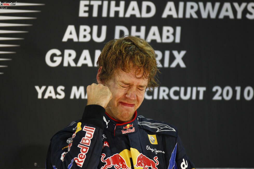 10. Sebastian Vettel - Zeitdelta zum Schnellsten: 0,435 Sekunden