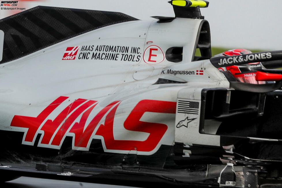 Durch Regen und Schmutz wird sichtbar, wie die Formel-1-Aerodynamik funktioniert: Wir zeigen spektakuläre Nahaufnahmen aus dem Türkei-Grand-Prix!